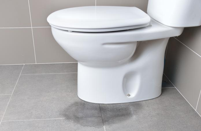 When Leaks Happen…With Your Toilet